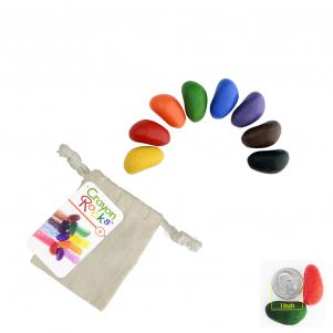 08 Colors in a Muslin Bag